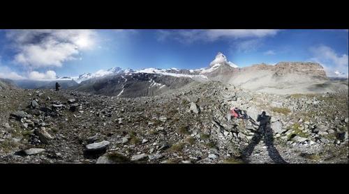 360 Panorama of Matterhorn