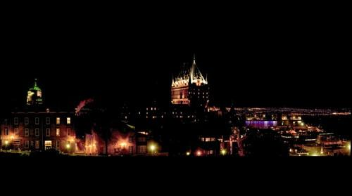 Quebec City by Night