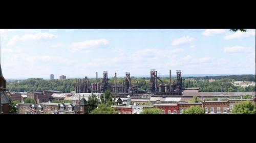 Bethlehem Steel - Steel Stacks, Bethlehem, PA