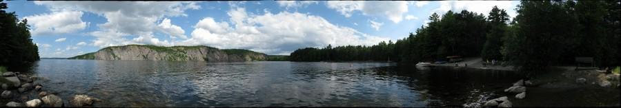 Mazinaw Rock, Bon Echo Provincial Park
