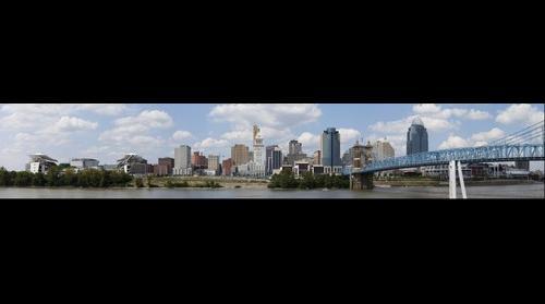 Cincinnati Skyline - 3