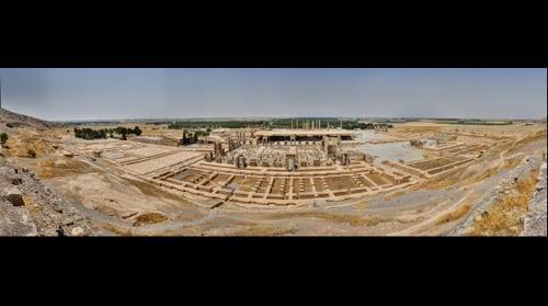 Persepolis (Summer 2013)