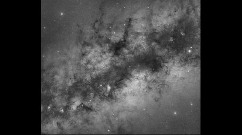 Milky Way Mosaic