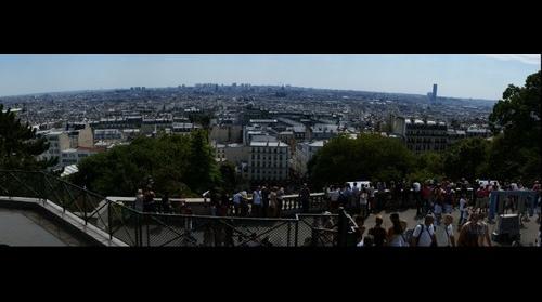 Paris - Vu du Sacré Coeur