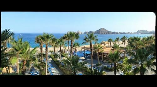 Cabo Hotel Room View