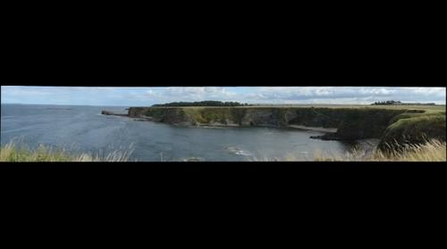 View from Tantallon