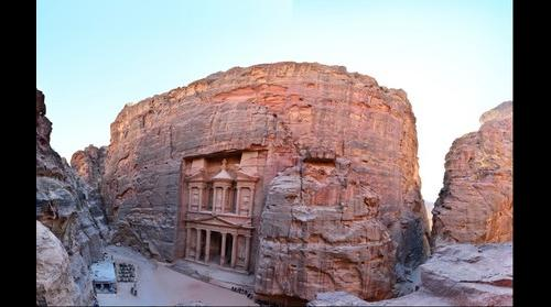 Al Khazna/ Petra - Jordan