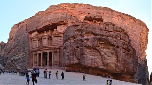 Petra - Alkhaznah