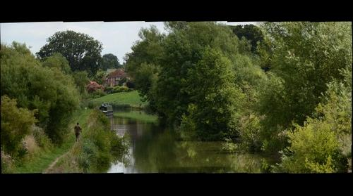 Kennet and Avon Canal in Kintbury