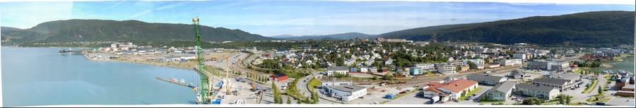 verdens STØRSTE bilde fra Yttern til mo sentrum (thumbnail)