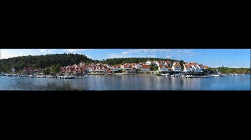 Haslumkilen, Kragerø, Norway, aug 23, 2013