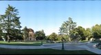 Sunken garden in front of the City Hall, Atascadero, California