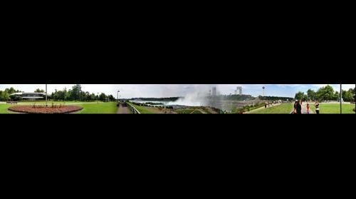 WNYBA Niagara Falls Panorama
