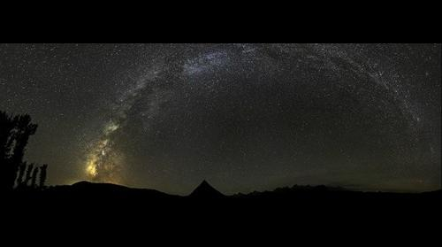 Milky Way Arch - Grand Teton National Park - Jackson Hole WY