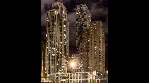 Theme: City   Title: Chicago Night 2