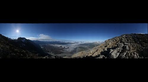 Tweedsmuir Glacier, BC