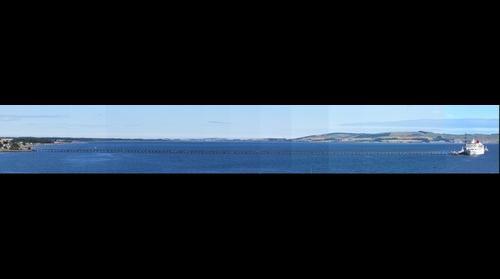 Steg - Invergordon (Schotland) - MS Braemar