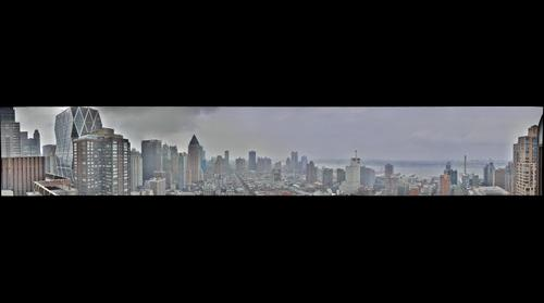 Gigapan NYC