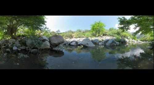Manantial Ojo de Agua, Reserva de la Biosfera Sierra Gorda Guanajuato