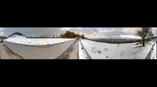 360 grad Reutlingen  achalmerstrasse schnee