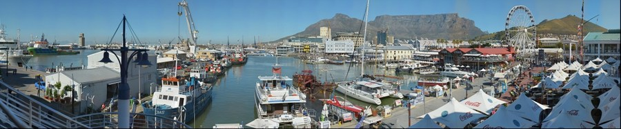 Cape Town, Waterfront - South Africa Travel Channel