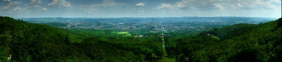 1100 Years of Kassel 913 - 2013 / Germany's largest City Panorama in 64 Gigapixel!!