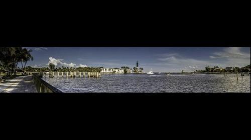 Hillsboro inlet ,Hillsboro Beach Florida
