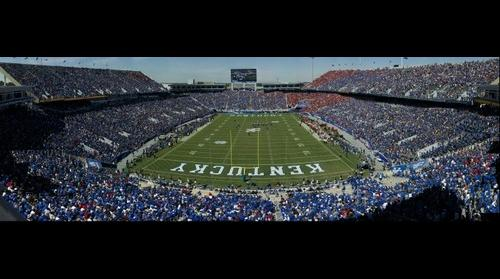 UK vs. UofL at Commonwealth Stadium