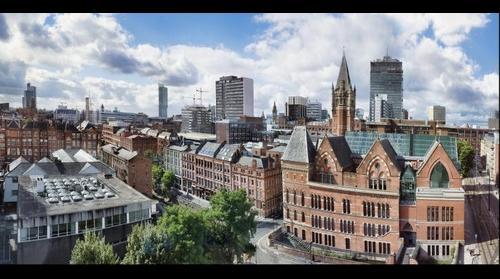Inner Manchester Skyline