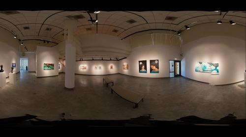 Donna Beam Art Gallery at University of Las Vegas, Nevada