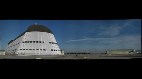 Moffett Field, CA - Hangar One