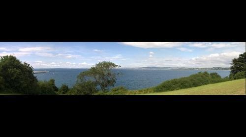 bord d'océan à Plomarc'h