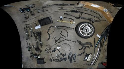 Spyder Parts 1