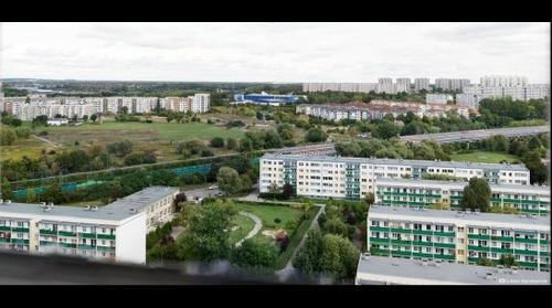 Poznan - Test panoramy z Rataj