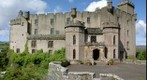 Dunvegan castle - isle of Skye - uk