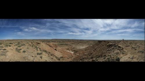 Desert Canto, Wyoming