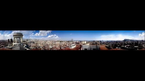 Rooftops of Barcelona