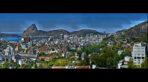 FAVELA DO RIO DE JANEIRO - SANTO AMARO - Foto: Mauricio Val