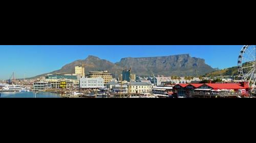 Table Mountian from Waterfront Cape Town - South Africa Travel Channel