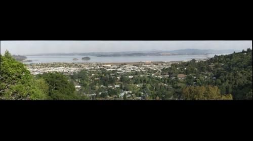 Deck View, Twain Harte Lane, San Rafael, CA