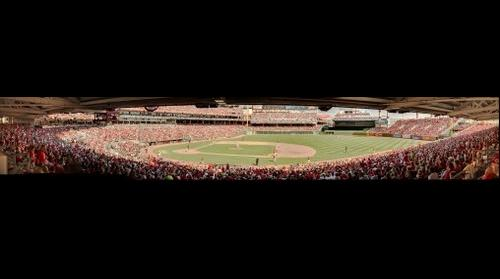 Great American Ball Park - From the concourse