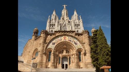 Sagrat Cor, Barcelona, Catalonia, Spain