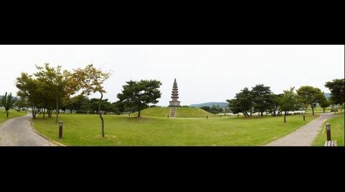 Tappyeongni Seven-story Stone Pagoda of Jungwon
