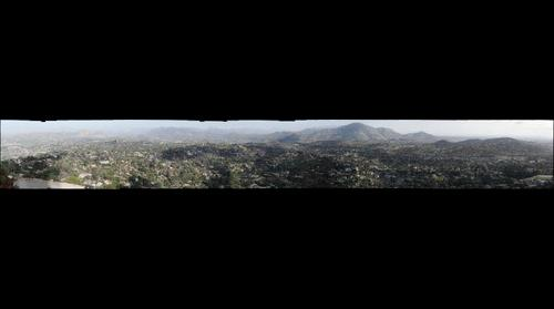 View from Mt. Helix