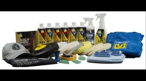 Virtus Pro Ultimate Detailing & Protection Polishing Kit