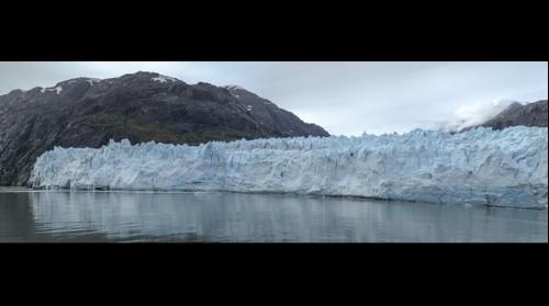 Marguerite Glacier, Glacier National Park, Alaska