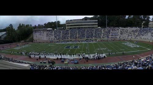 Duke vs Navy - Duke Kickoff