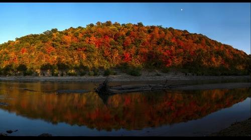 Fall Along the Meramec