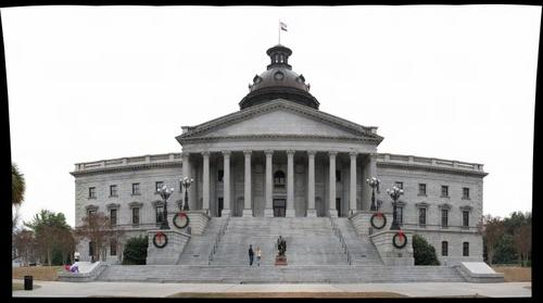 Columbia, South Carolina Capital Building