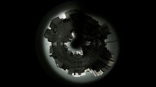 Moebius Elevado vista de cima